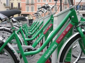 bike sharing bicilette