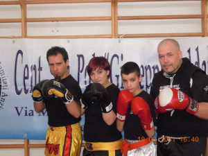 iron Team Kickboxing