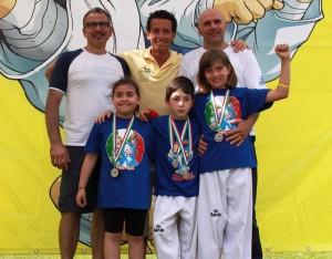 taekwondo ladispoli
