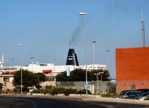 inquinamento porto