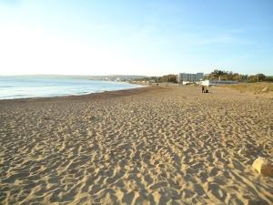 spiaggia s. severa