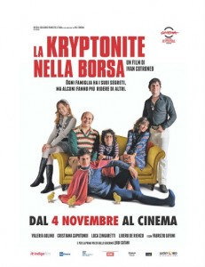 la kryptonite nella borsa