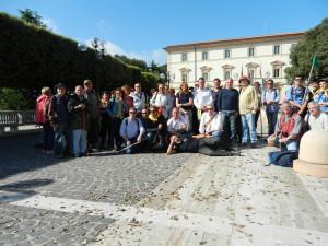 marcia degli etruschi la castellina