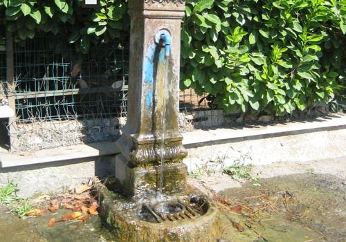 Cerveteri fontanelle pubbliche tra pochi giorni gli for Fontanelle zen