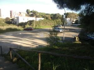 parcheggio s. marinella