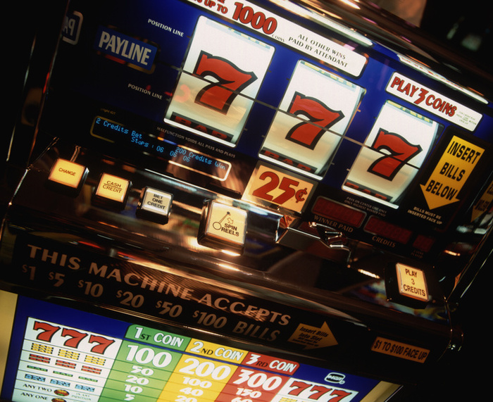 how to a slot machine with a cell phone