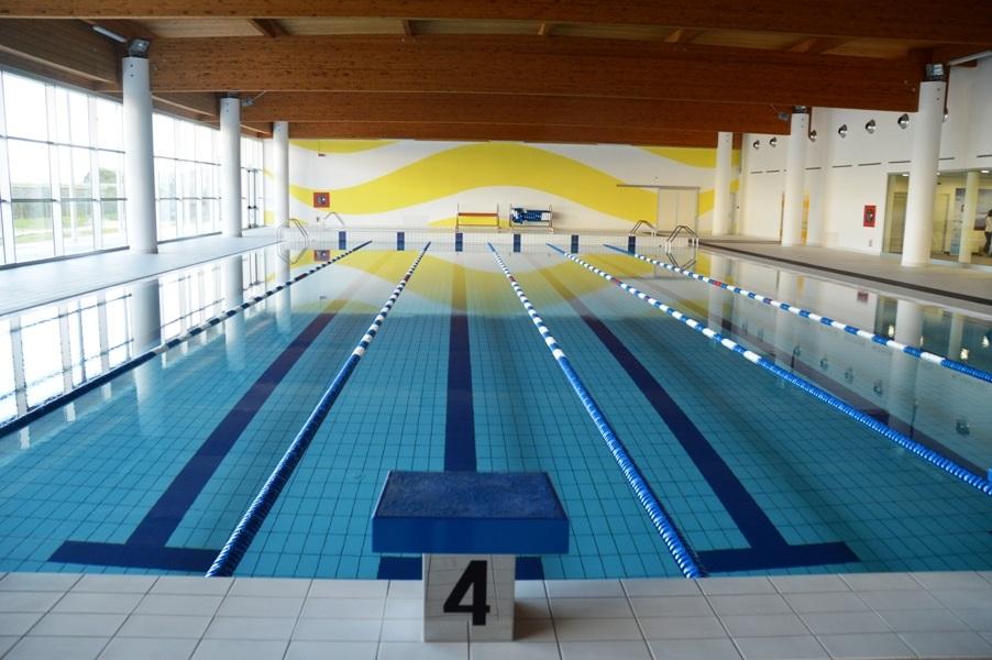 Sopralluogo del sindaco mazzola alla piscina comunale - Piscina comunale livorno corsi acquagym ...