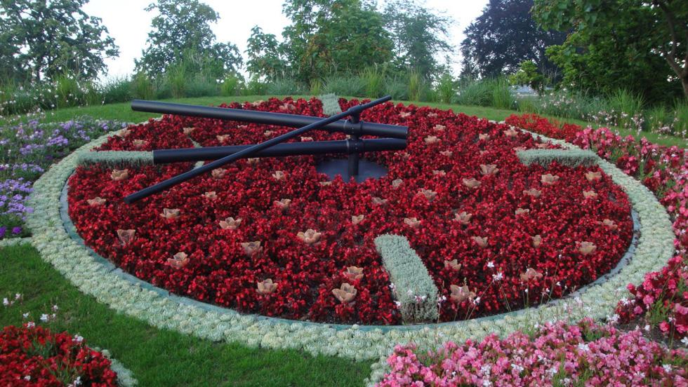 Giardini inglesi centumcellae news for Giardini inglesi