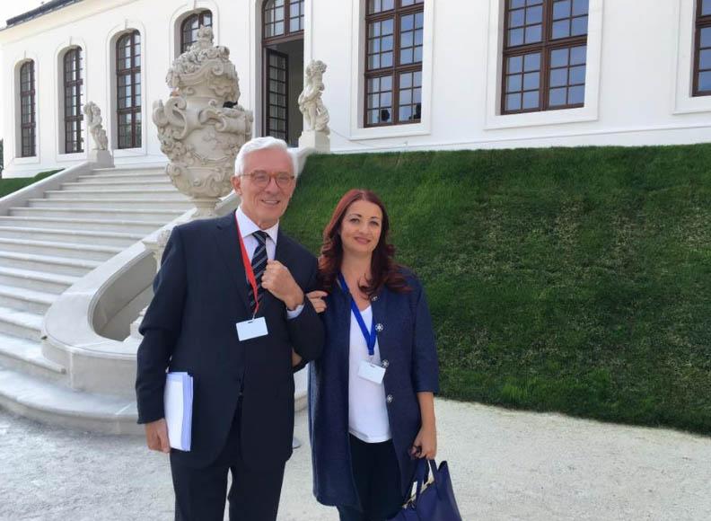 Marietta tidei pd alla conferenza interparlamentare per for Commissione esteri camera