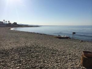 spiaggia la Sassola a Santa Marinella