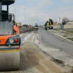 lavori asfalto zona industriale