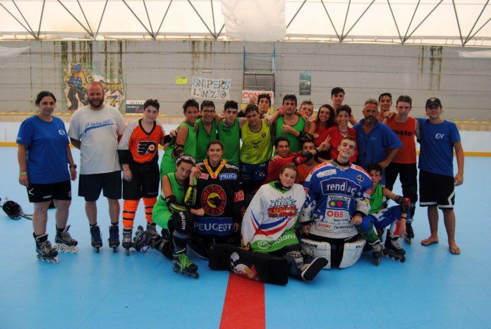 hockey in line  grande successo per lo  u201czurek stage u201d al